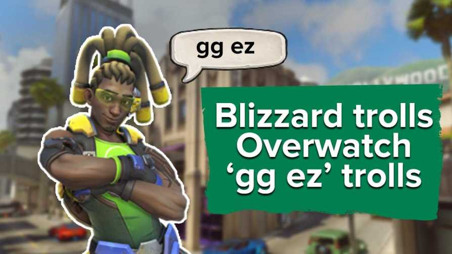 Blizzard Turns The Tide Against Overwatch Players Who Type 'GG EZ'