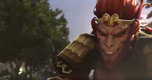 Dota 2 Gets New Hero Monkey King