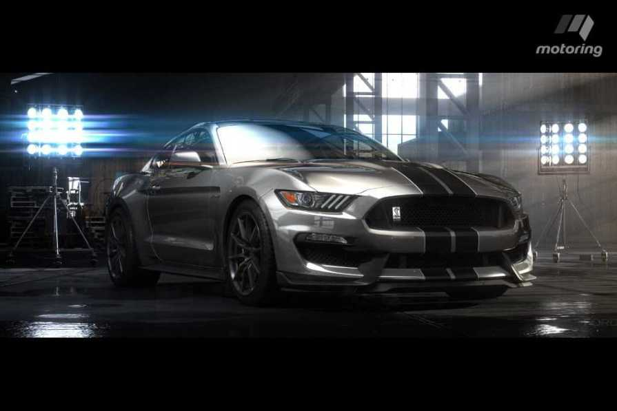 Ford Is Working On A Super Stang With 530 kW Power