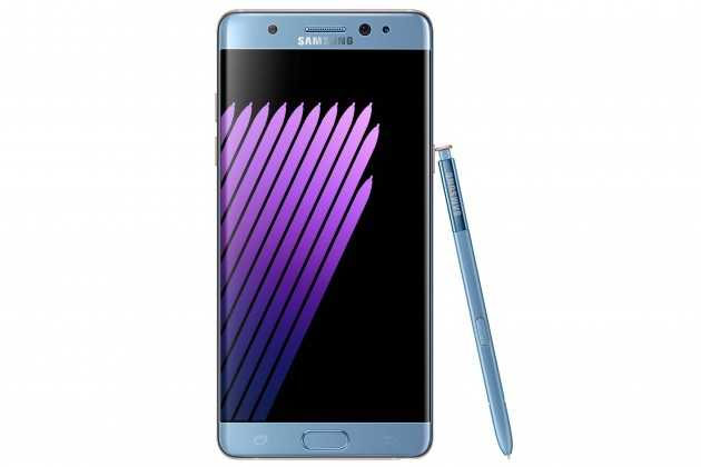 Samsung Galaxy Note 5 vs Galaxy Note 7