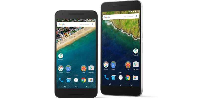 Nexus 6, Nexus 6P, Nexus 5X WiFi Assistant