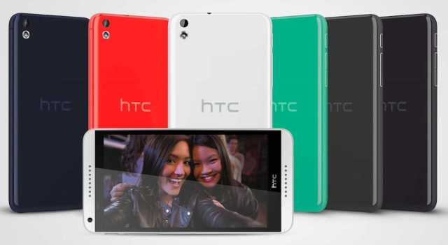 HTC to Add Two Mid-Range Smartphones to Its Desire Series