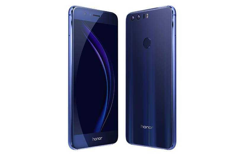 Huawei Honor 8 vs S7 Edge