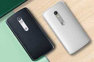 Moto Z Play Spotted on GFXBench