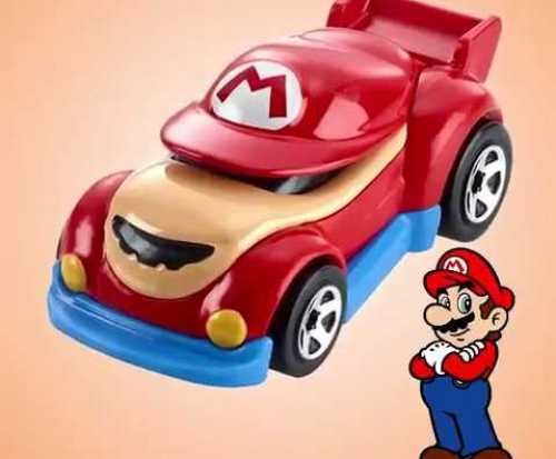 Nintendo And Mattel Partner To Turn Mario