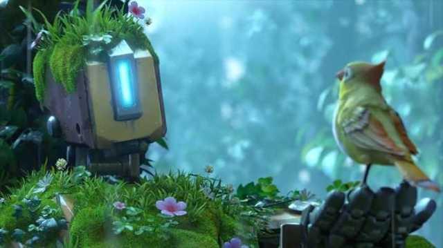 Overwatch's Animated Short Last Bastion