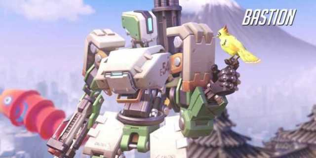 Overwatch Short Film To Feature Bastion This Time, Blizzard Confirms