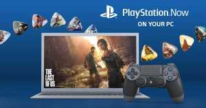 PS Now On PC