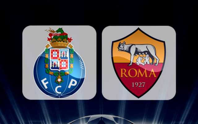 Porto vs Roma Champions League