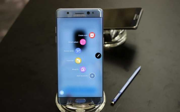 Samsung Galaxy Note 7 to Receive Android Nougat within Three Months