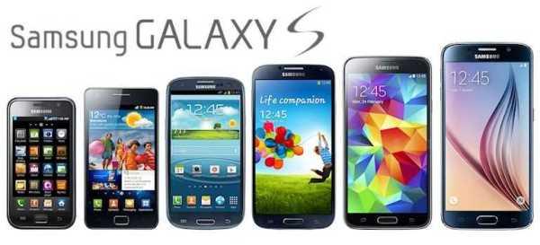 Samsung Galaxy S Smartphones
