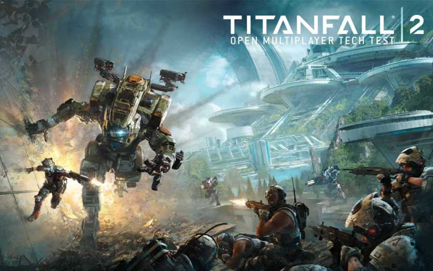 Titanfall 2 Slammed By PC Gamers