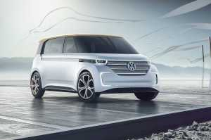 Volkswagen Planning To Debut 300-Mile Electric Car