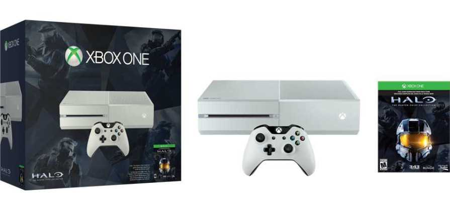 Xbox One S Tiny Master Chief From Halo