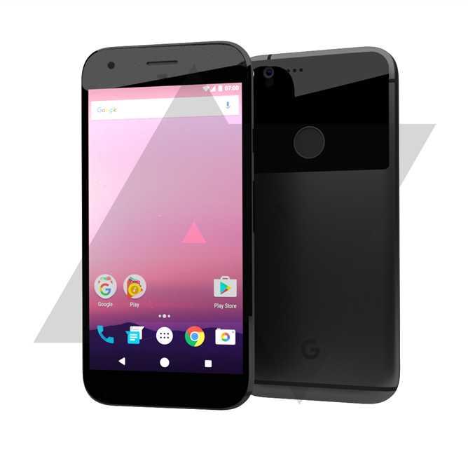 Google Nexus 2016 vs Nexus 6P