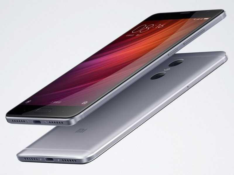 Galaxy Note 7 vs Xiaomi Redmi Note 4
