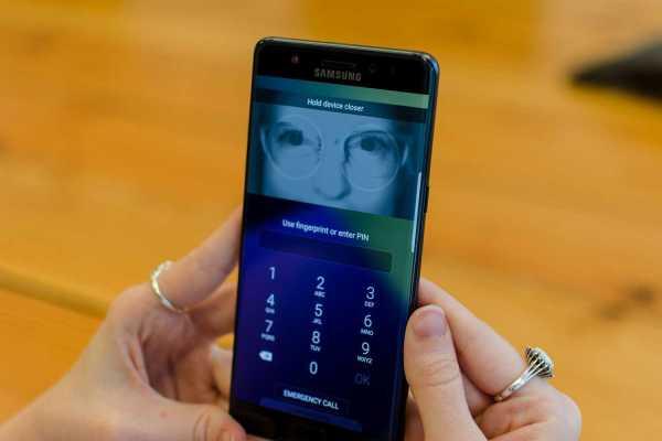 Samsung Galaxy Note 7 OTA Update