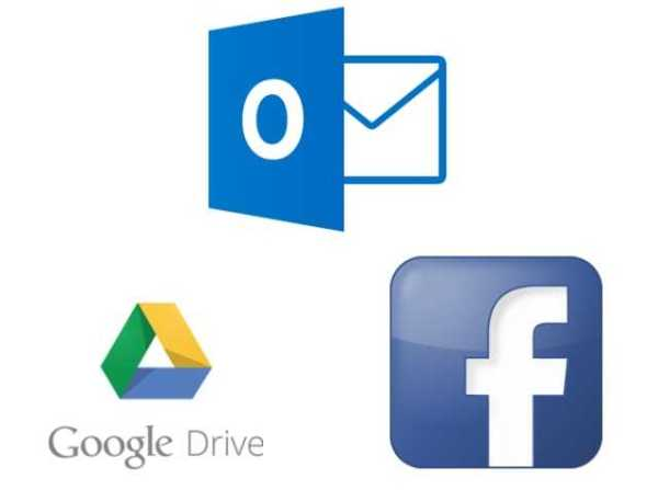 Google Drive Support for Outlook
