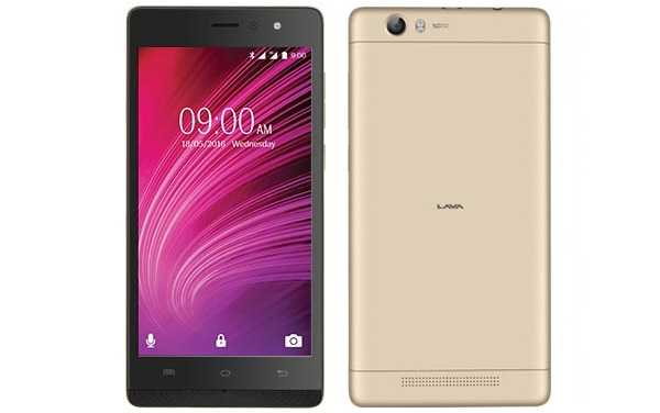 Lava A97 Launched
