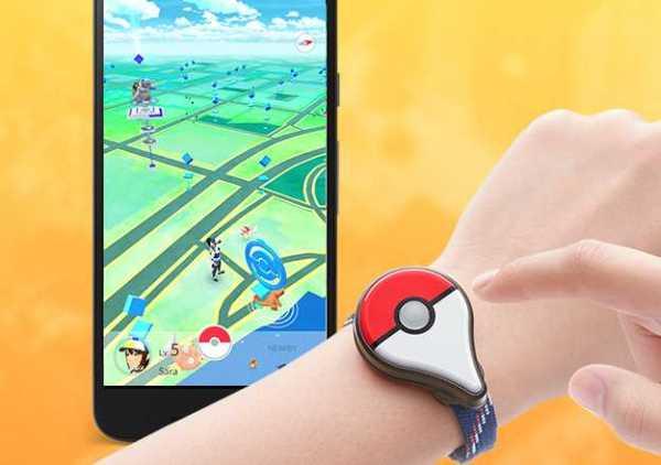 Pokemon Go Plus Device