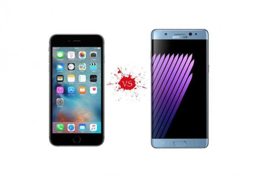 samsung-galaxy-note-7-vs-apple-iphone-7-plus