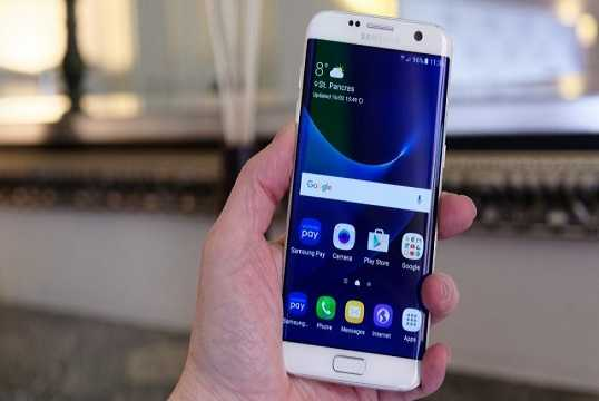 Galaxy S8 Testing