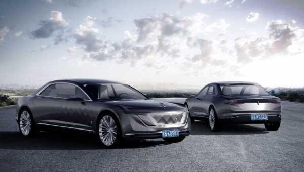 Varsovia Luxury Hybrid Car