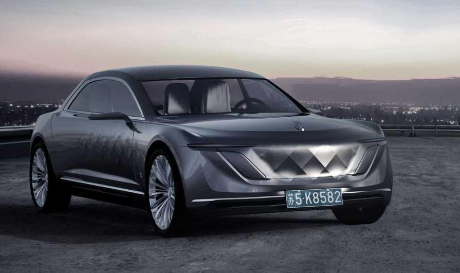 Varsovia Motor Company Luxury Hybrid Car