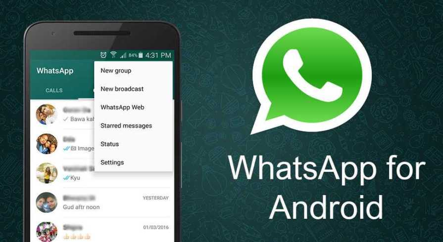 WhatsApp for Android Devices
