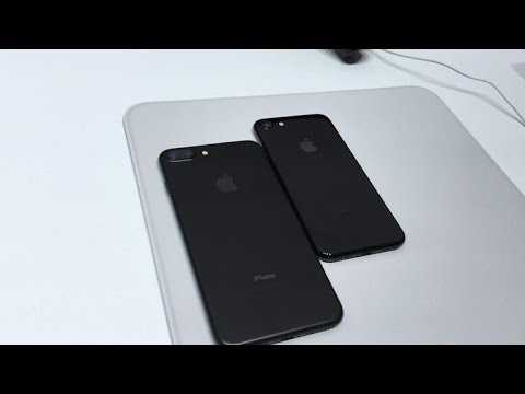 iPhone 7 and iPhone 7 Plus