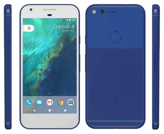 Google Pixel vs Google Nexus 5X