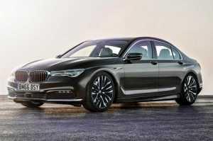2017 BMW 5 series Paris Motor Show
