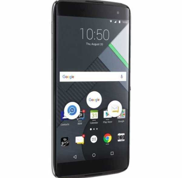 BlackBerry DTEK60 Pre-Order in US