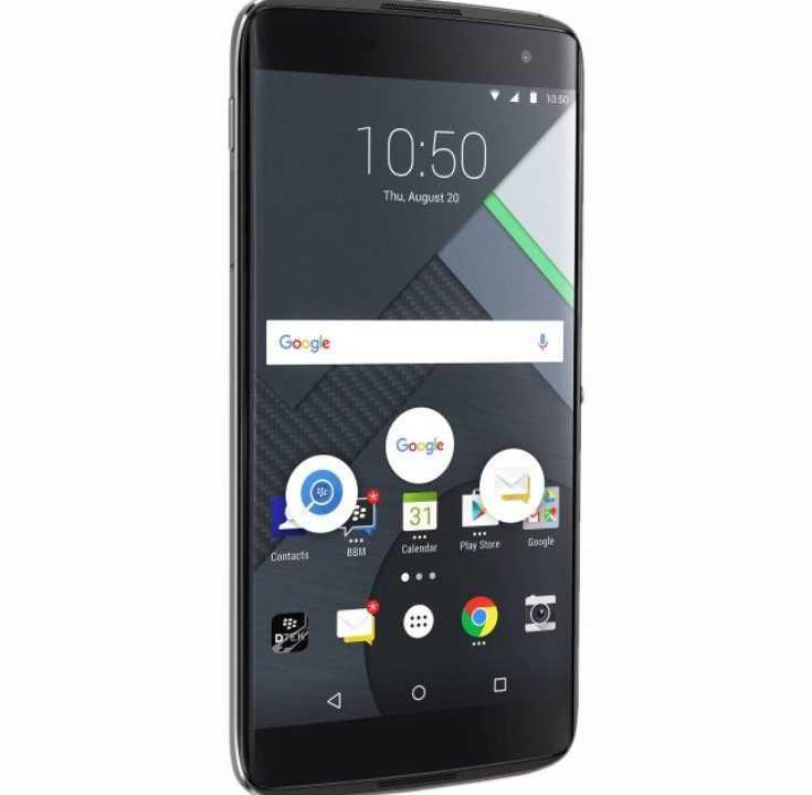 BlackBerry DTEK60 Pre-Order in US