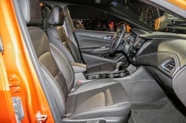 Chevrolet Cruze hatch Receive New Transmissions