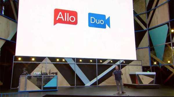 Duo over Allo