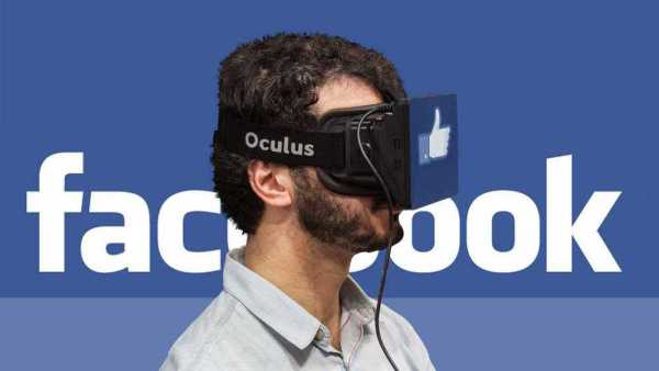 Facebook Hands Free Virtual Reality Oculus