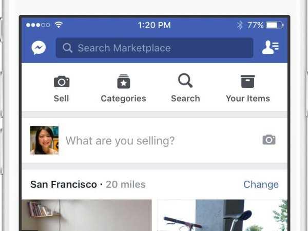 Facebook Marketplace Sale near You