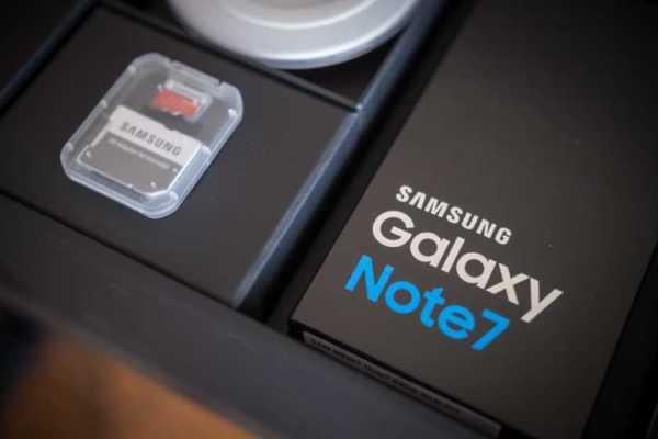 Galaxy Note 7 Loss
