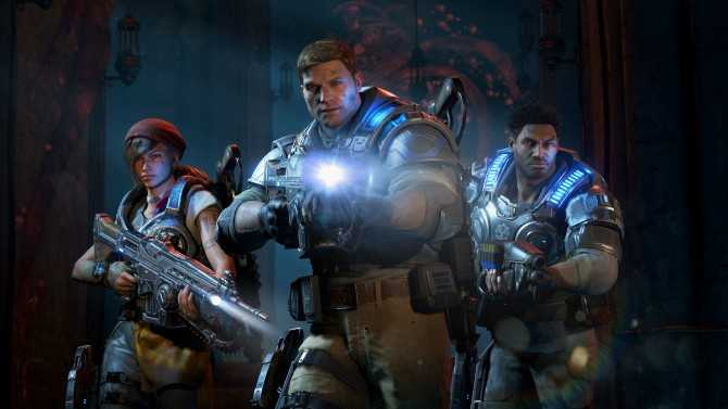Gears of War 4 Issues