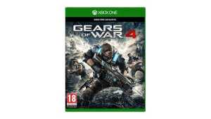 Gears of War 4 Xbox One Disc Edition