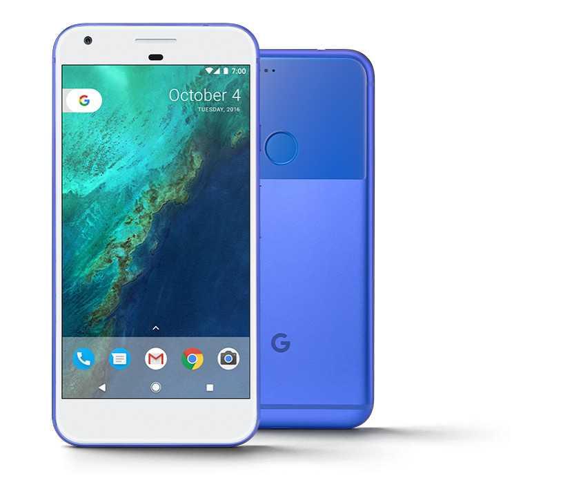 Google Pixel IP53 Certification