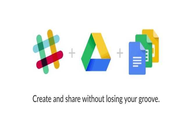 Google Suite App Slack Partnership