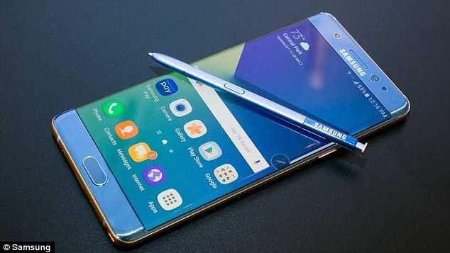 Samsung Comeback after Note 7 Disaster