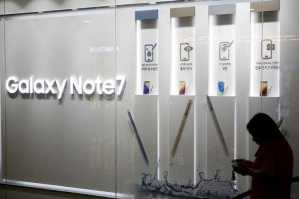Samsung Offers Note 7 Users $100