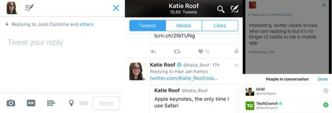 Twitter comes up with a New Change of Removing @usernames From Tweet