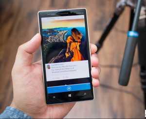 Windows 10 Instagram App