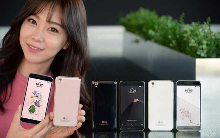 Google Nexus 5X and LG U