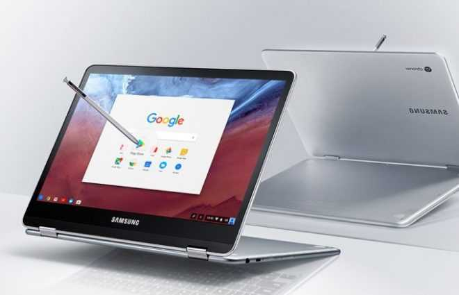 Chromebook Pro and Galaxy Tab S3