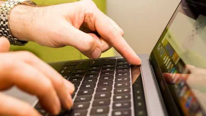 2016 MacBook Pro Touché App